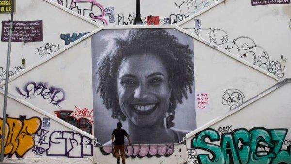 A un año de su asesinato, ¡Marielle Franco, presente!
