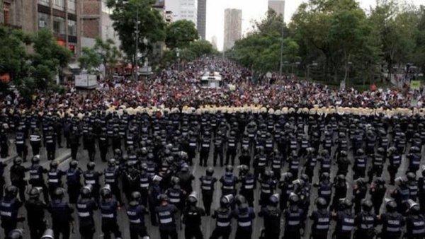 10 momentos en que las Fuerzas Armadas reprimieron al pueblo
