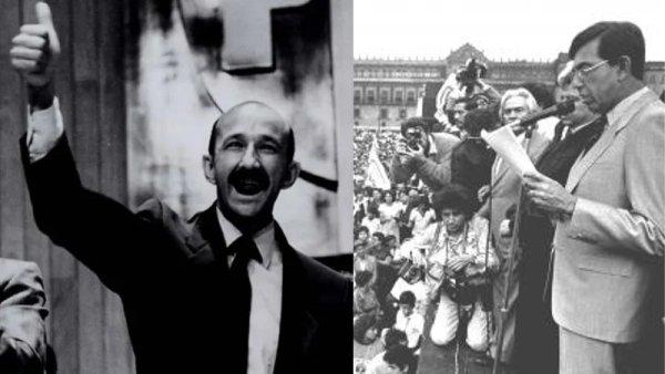 """El fraude de 1988: Cuando el sistema """"se cayó"""""""
