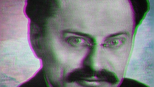 León Trotsky en Nueva York I