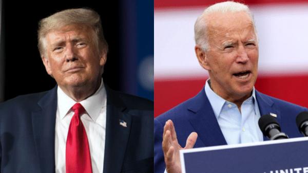 ¿Trump o Biden?
