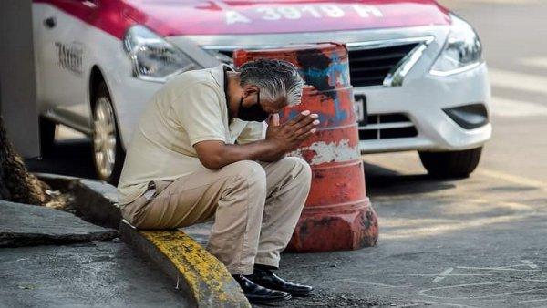 2.5 millones de desempleados en México al cierre de 2020