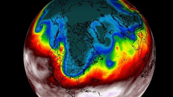 Vórtice Polar: ¿Qué tiene que ver con el cambio climático?