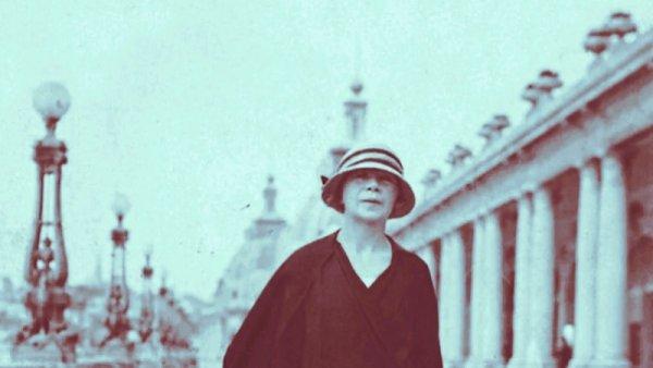 Alfonsina Storni: la poeta y el mar