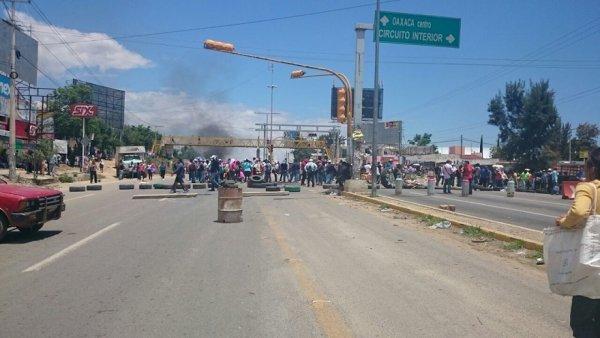 Presencia policiaca en Oaxaca: la represión no cesa