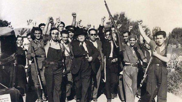 A 82 años de la Guerra Civil española