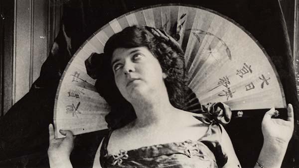 Delmira, la poeta erótica que asustaba a los hombres
