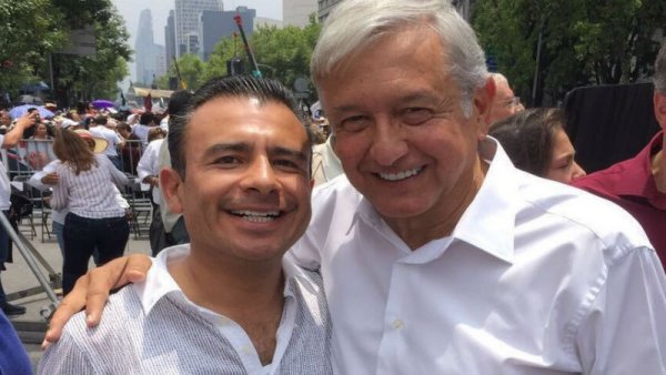 Acusados de nexos con el narco nuevos aliados de López Obrador