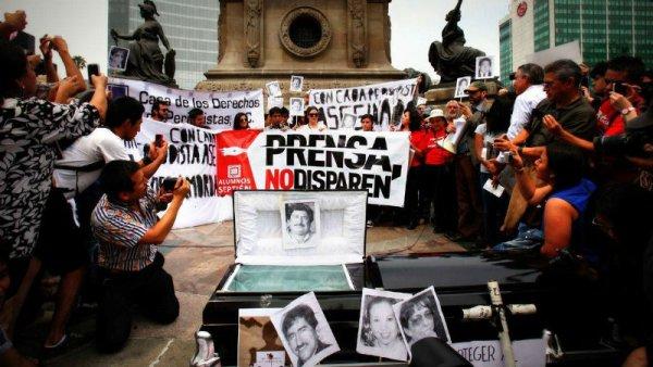 2017 en México: año en que los periodistas vivimos en peligro