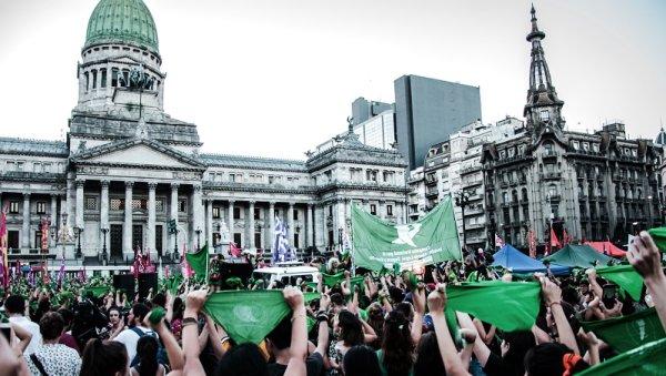 La Campaña Nacional por el Derecho al Aborto volverá a presentar su proyecto el 28 de mayo