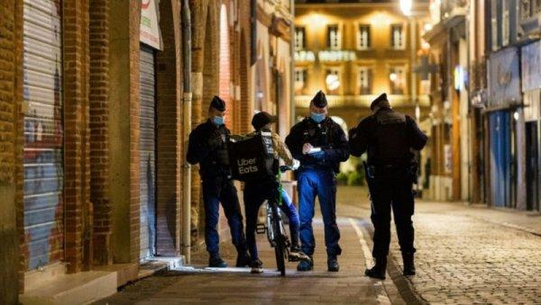 Coronavirus fuera de control en Francia: Macron solo profundiza su gestión represiva