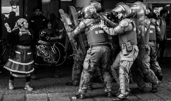 Todos los Gobiernos de Chile han criminalizado la lucha histórica del pueblo mapuche