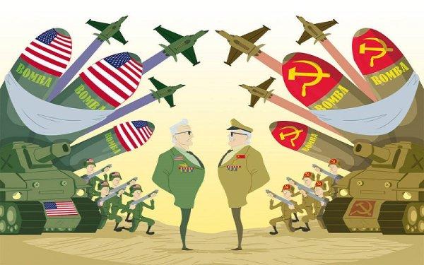 Estados Unidos y la URSS: La informática durante la Guerra Fría