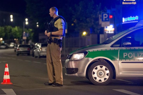 Un muerto y diez heridos al estallar explosivo en el sur de Alemania