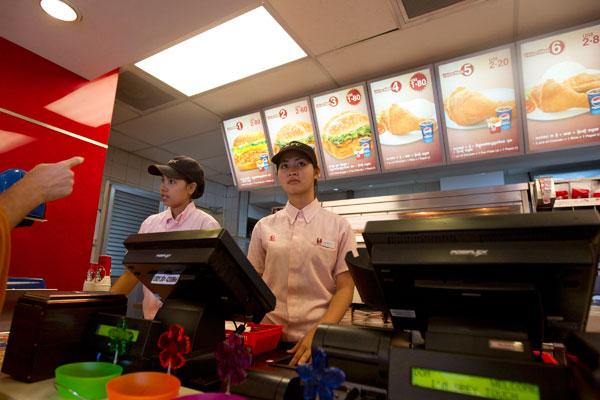 El trabajo en la comida rápida y la naturalización de la violencia del capitalismo
