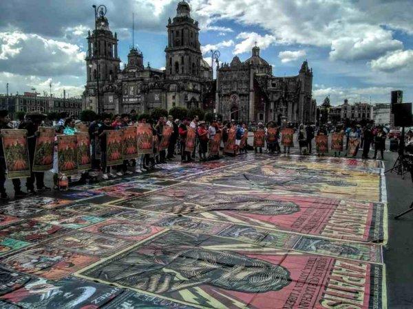 Comunidades zapatistas y organizaciones sociales se pronuncian contra la militarización